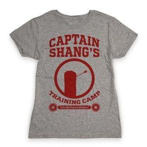 Disney Mulan Captain Shang's Training Camp